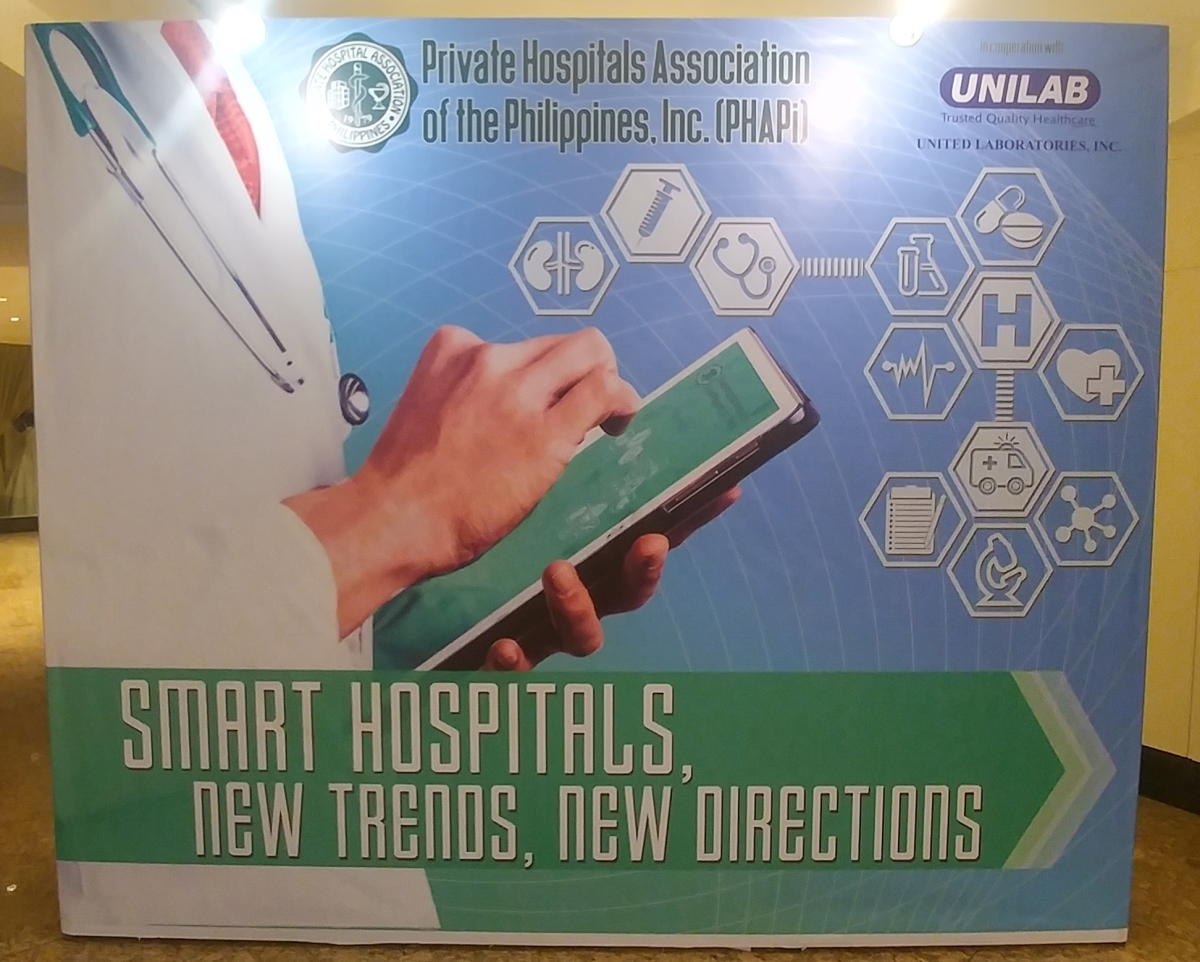 "Bizbox attends PHAPi's annual convention, ""Smart Hospitals, New Trends, New Directions"""